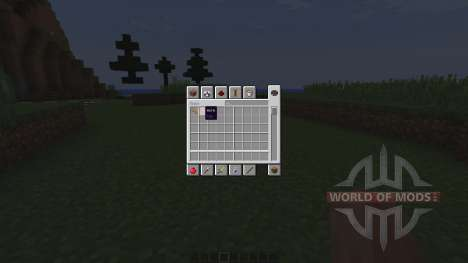 Worms [1.8] for Minecraft