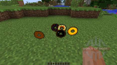DonutCraft 2 [1.7.10] for Minecraft