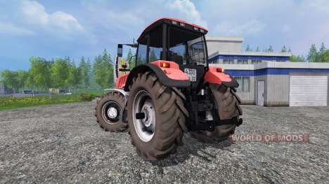 Belarus-3022 DC.1 v2.0 for Farming Simulator 2015
