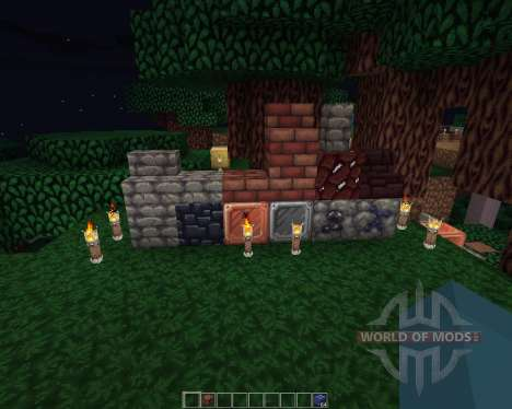 LodeCraft Resource Pack [16x][1.8.8] for Minecraft