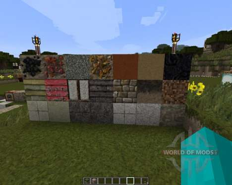 Battered Old Stuff Resource Pack [32x][1.8.8] for Minecraft