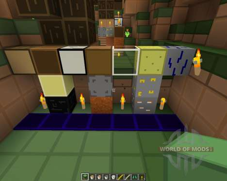 AppleTree 1.2.3 [16x][1.8.8] for Minecraft