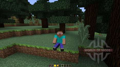 Simply Sit [1.7.10] for Minecraft