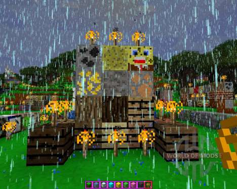 Damos Texture Pack [16x][1.8.8] for Minecraft