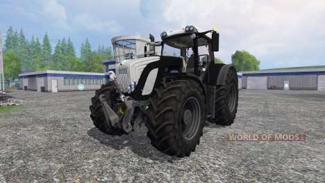 Fendt 924 Vario - 939 Vario [black] for Farming Simulator 2015
