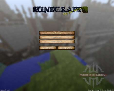 Moray Resource Pack [32x][1.8.8] for Minecraft
