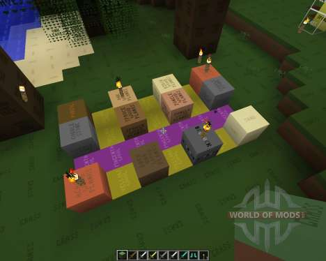 TEXTures Resource Pack [32x][1.8.8] for Minecraft