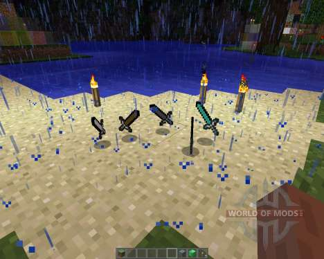 BattleTexturesMinecraft [16x][1.8.1] for Minecraft