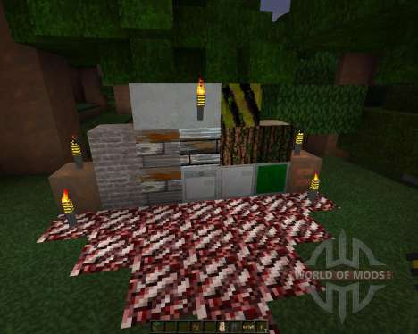 The Last of Us Resourcepack [32x][1.8.8] for Minecraft
