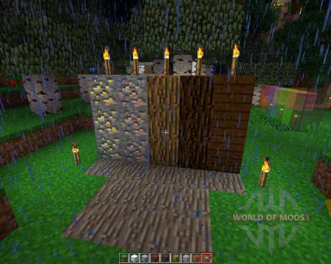 Moundaccounds Saturation Pack [16x][1.8.1] for Minecraft