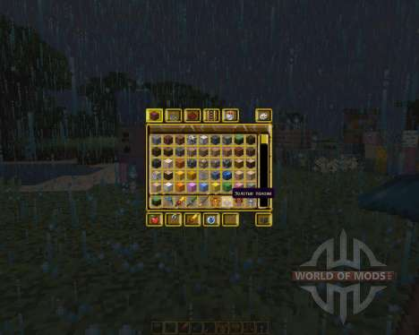 UHC Resource Pack Blue Fire Edition [16x][1.8.8] for Minecraft