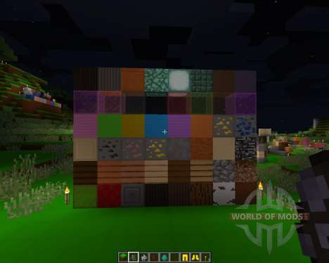 Rainbow Pack [16x][1.8.8] for Minecraft