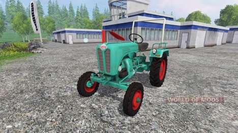 Kramer KLS 140 for Farming Simulator 2015