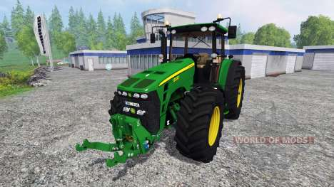 John Deere 8330 v3.0 for Farming Simulator 2015