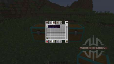 Multi Page Chest [1.8] for Minecraft