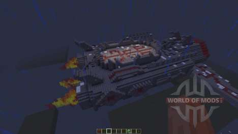 SpaceShip [1.8][1.8.8] for Minecraft