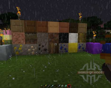 Sphax PureBDCraft [16x][1.8.1] for Minecraft
