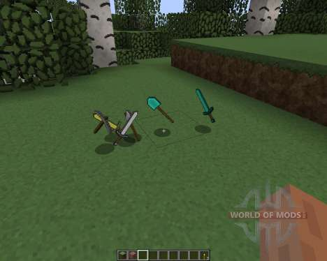 FishPack Resource Pack [32x][1.8.8] for Minecraft