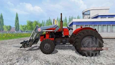 IMT 558 [front loader] for Farming Simulator 2015