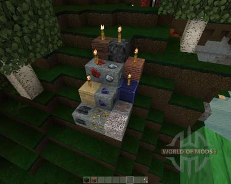 Wolion HD Resource Pack [128x][1.8.8] for Minecraft