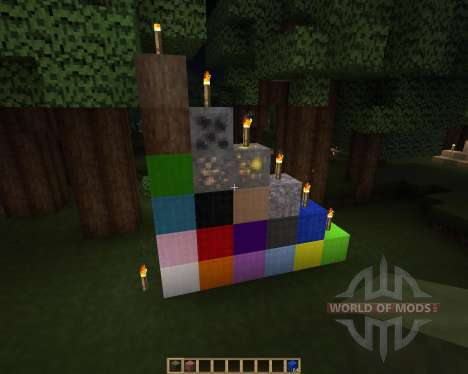 AvienCraft Reborn Resource Pack [16x][1.8.8] for Minecraft