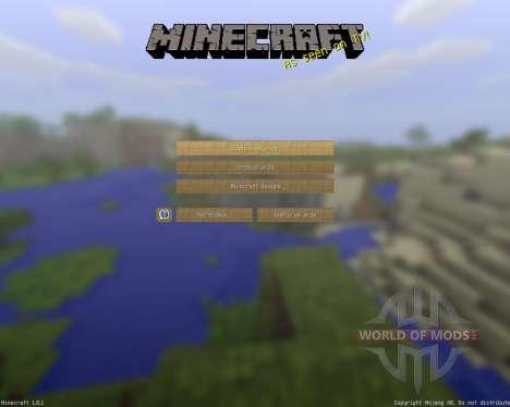 AvienCraft Reborn [16x][1.8.1] for Minecraft