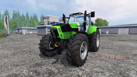Deutz-Fahr Agrotron 630 TTV for Farming Simulator 2015