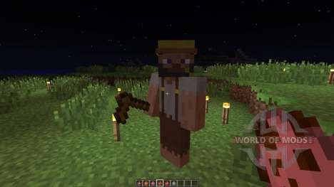 Mo People [1.5.2] for Minecraft
