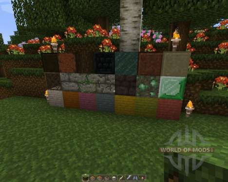 Fortune & Glory Jungle Ruins Resource Pack [16x] for Minecraft