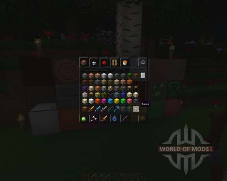 Red Creepers [32x][1.8.1] for Minecraft