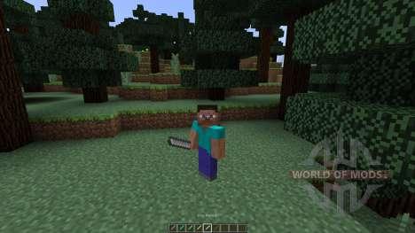 Machetes [1.7.10] for Minecraft