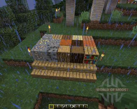 TechnoGoldPackage v1.6 [16x][1.8.8] for Minecraft