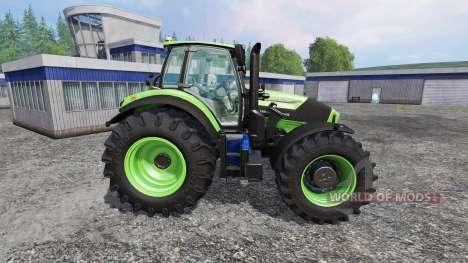 Deutz-Fahr Taurus v1.1 for Farming Simulator 2015