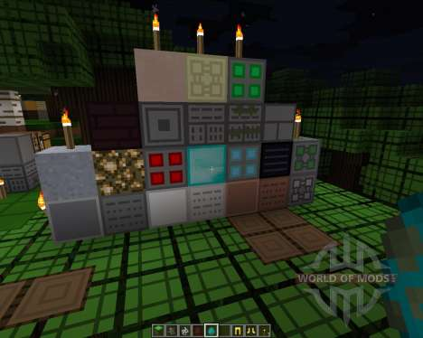 Simple pack [16x][1.8.8] for Minecraft