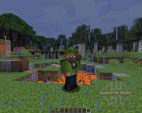 Half-Life 2 [32x][1.8.8] for Minecraft