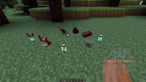Ray Gun [1.7.10] for Minecraft