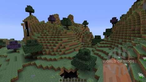 Biomes O Plenty [1.6.4] for Minecraft