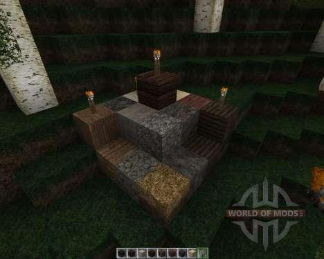 Cyberghostdes HD Texture Pack [128x][1.8.8] for Minecraft