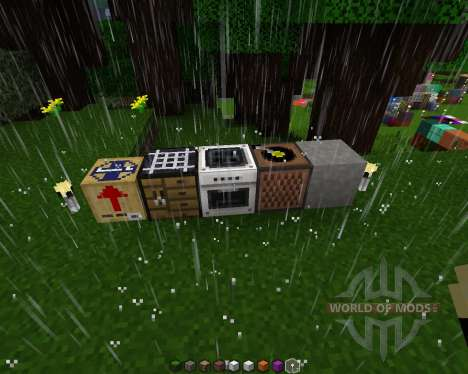 Contemporary Craft [16x][1.8.8] for Minecraft
