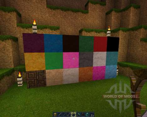 Majoras Mask 3DS [128x][1.8.1] for Minecraft