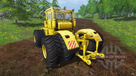 K-700A Kirovets [dual wheels] for Farming Simulator 2015
