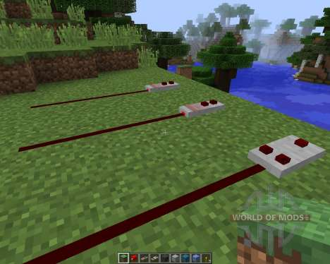 Redstone 2.0 [16x][1.8.1] for Minecraft