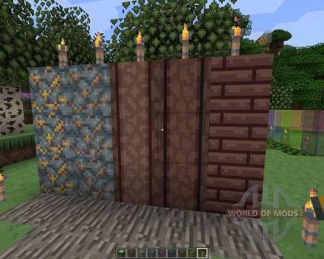 Hammer & Sword [16x][1.8.1] for Minecraft