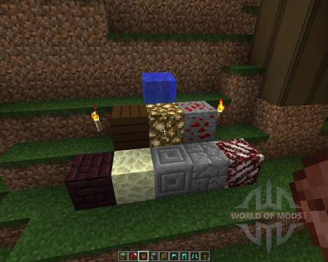 The Mustache Pack 2.0 [64x][1.8.8] for Minecraft