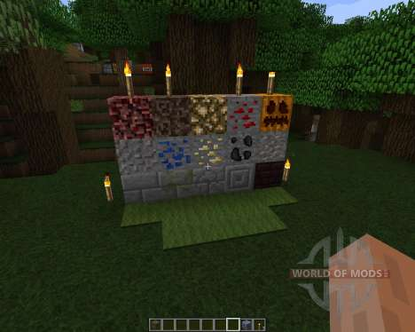 Skyrim Themed Resource Pack [32x][1.8.8] for Minecraft