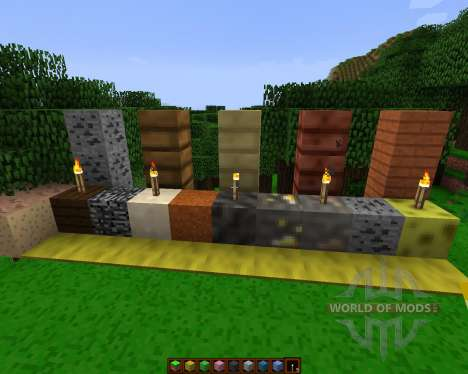 Official Spacegames texturepack [16x][1.8.1] for Minecraft