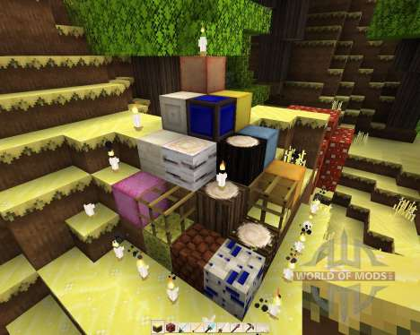 Heartlands Resource Pack [16x][1.8.8] for Minecraft