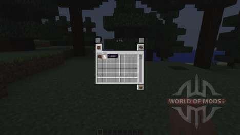 Wallpaper [1.7.10] for Minecraft