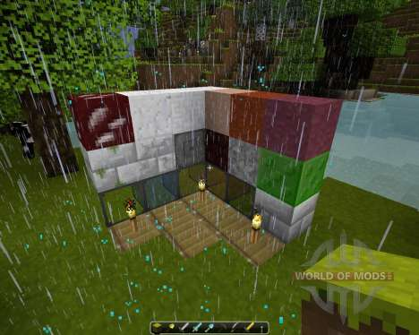 PleadiaCraft Resource Pack [16x][1.8.8] for Minecraft