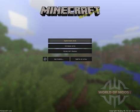 Adventurer Pack [16x][1.8.1] for Minecraft